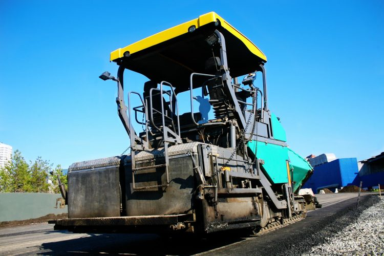 This is a picture of a Austin, TX paving services.
